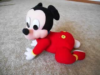 Gambar Boneka Mickey Mouse Lucu 14