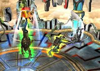 Teenage Mutant Ninja Turtles: Smash-Up (PS2) 2009