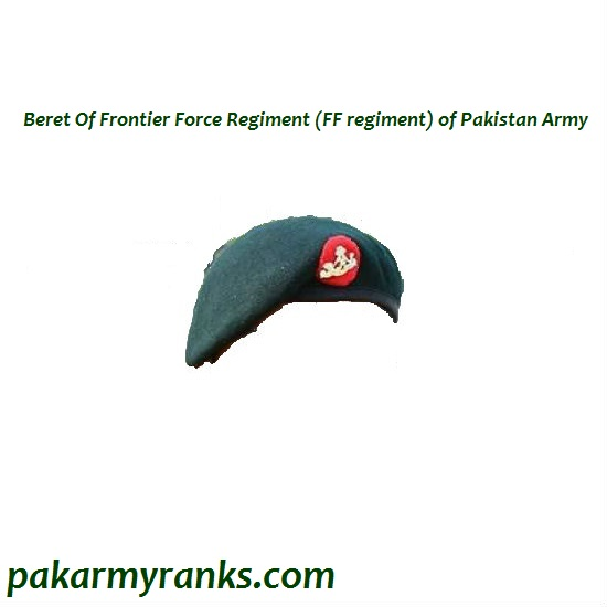 Frontier Force Regiment Pakistan Army