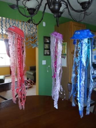 Because I Said So And Other Mommyisms Hanging Jellyfish Craft
