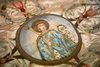 The St. Louis of France Vestment from the Sacristy of Westminster Cathedral