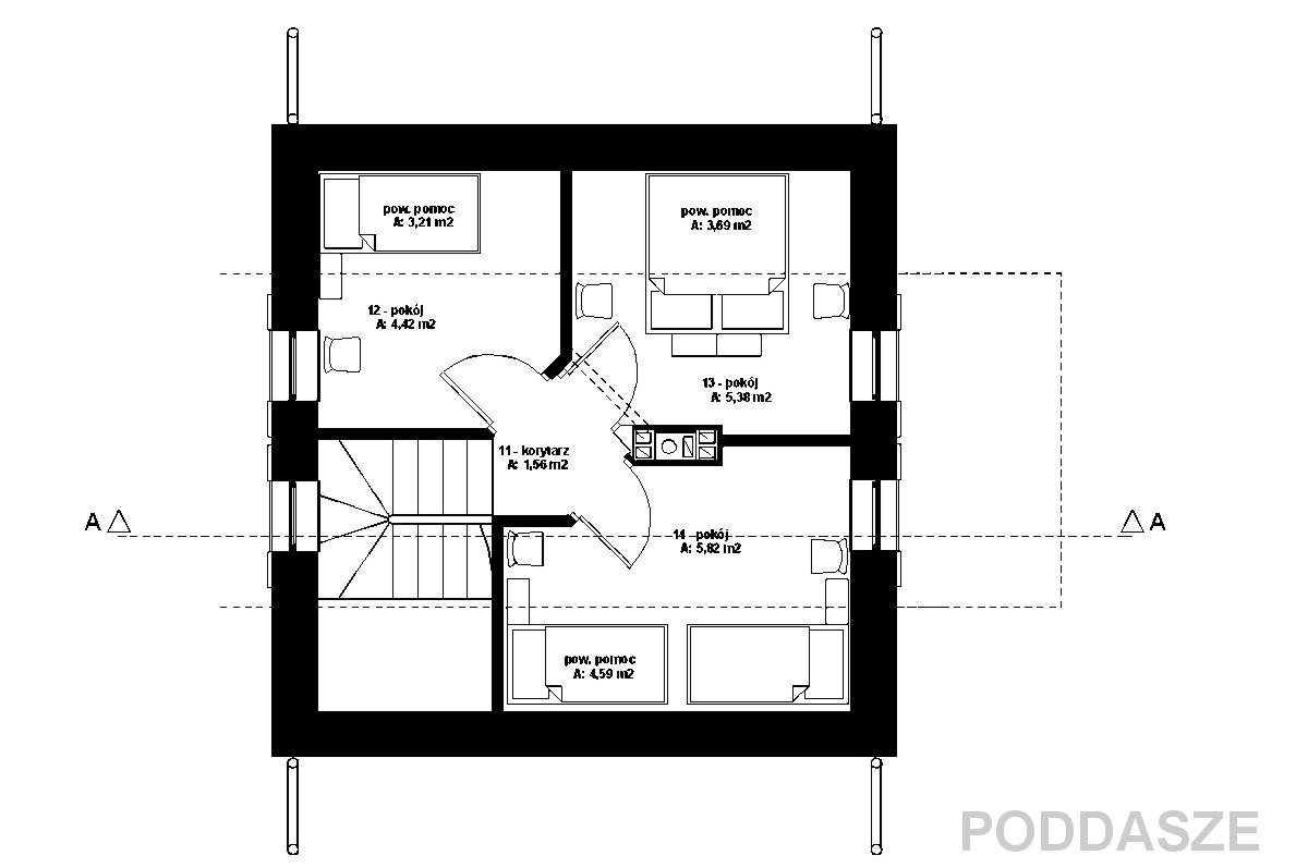 Poważnie Budujemy z gliny: Domki Letniskowe Całoroczne - Projekt NK03