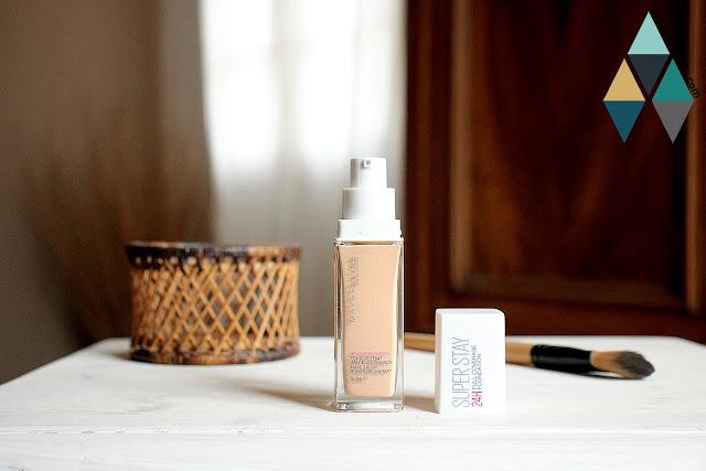 makeup revue beauté fond teint liquide superstay