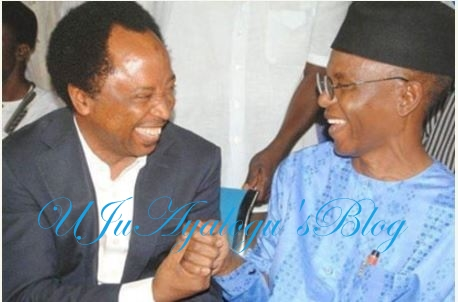 Drama as Senator Shehu Sani Angrily Walks Out of EFCC Event After Sighting Governor El-Rufai