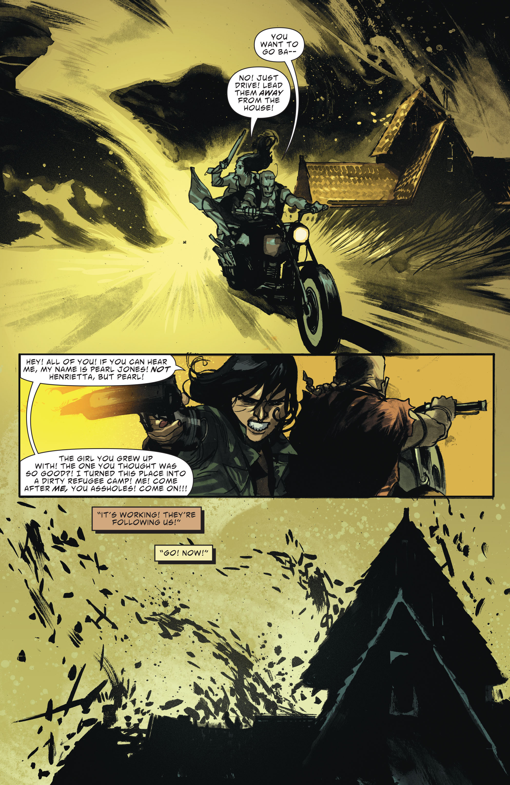Read online American Vampire: Second Cycle comic -  Issue #4 - 10