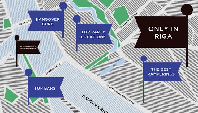 Cheap Hen Parties in Riga