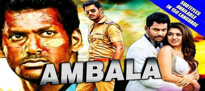 ambala hindi dubbed 720p HDRip 1.2gb