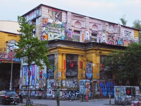 Hambourg Hamburg Schanzenviertel Rote Flora