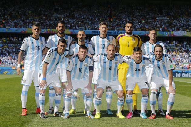 Copa America Argentina Team, Squad, Players