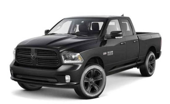 2018 Dodge RAM 1500 Concept Redesign
