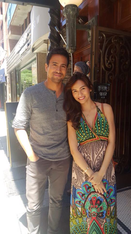 Jennylyn Mercado, thrilled to be working with Kapamilya