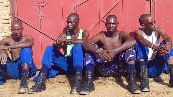 Here Are The Faces Behind The Attempted #BurundiCoup - PHOTOS