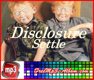 Disclosure Album Settle cover