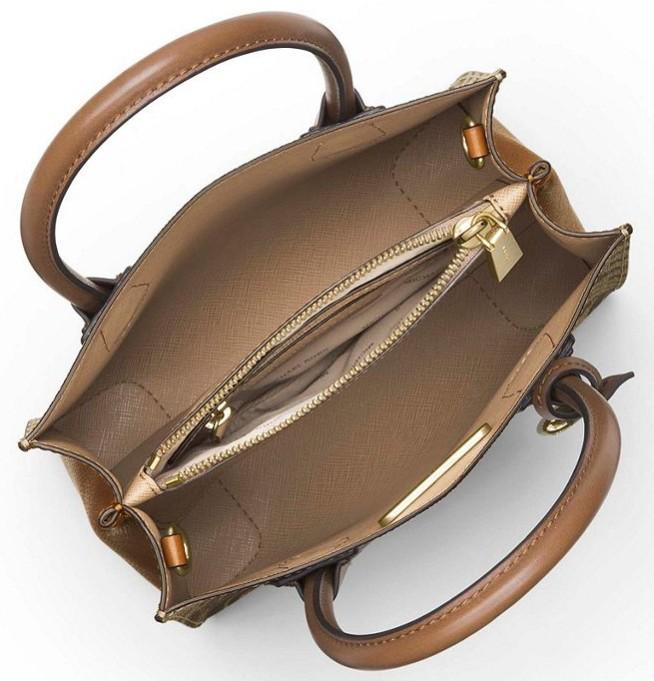 58e599606879 Michael Kors Studio Mercer Medium Heritage Paisley Messenger Retail Price:  USD278 Price: RM1640. Colour: Black, Navy, Luggage