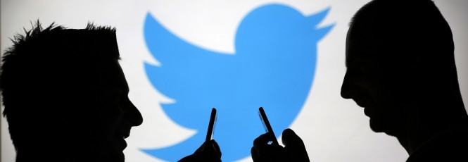 "Twitter will present notices to tweets of ""delicate content"""
