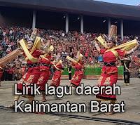 Kumpulan-lirik-lirik-lagu-daerah-yang-berasal-dari-Kalimantan-Barat