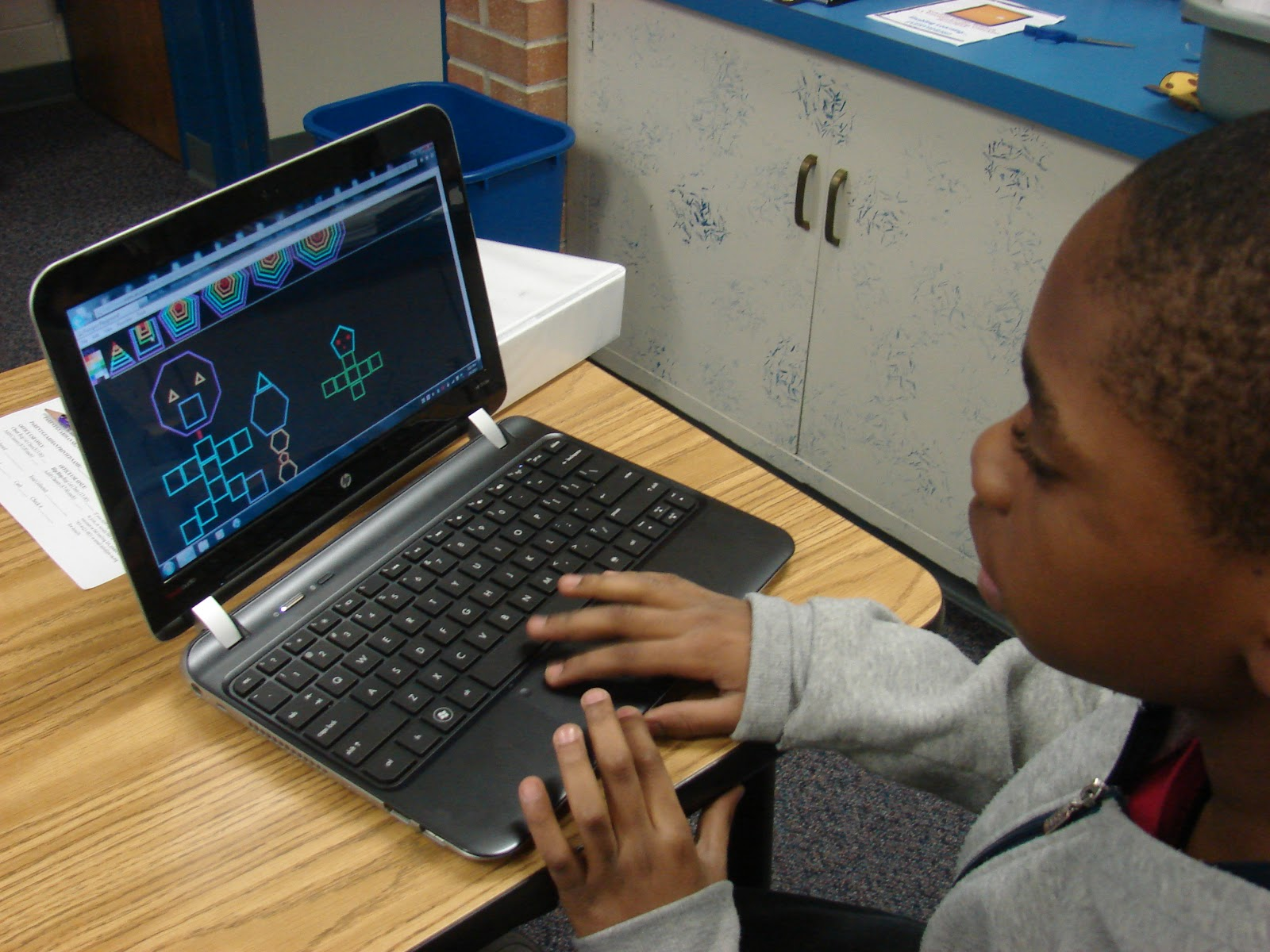 Technology Academy Using Virtual Manipulatives To Create Digital Pictures In Mathematics