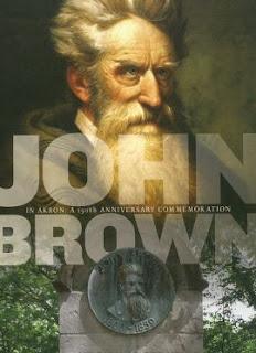 Abolitionist leader John Brown (1800-1859)