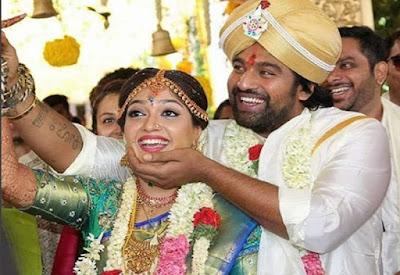 Chiranjeevi-Sarja-and-Meghana-Raj-Wedding