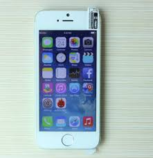Firmware iPhone 5S Clone Tested