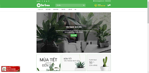 Ant Green Shop Responsive Blogger Template