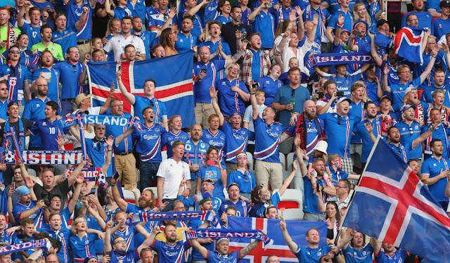 Carlsberg invade la #Euro2016 con Islandia