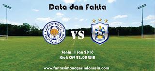 Data dan Fakta Fantasy Premier League Leicester vs Huddersfield Fantasi Manager Indonesia