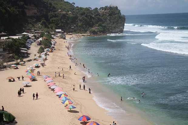 Pantai Di Jogja Yang Lagi Ramai Dan Paling Hits Di Kunjungi Para Traveller Di Tahun Ini