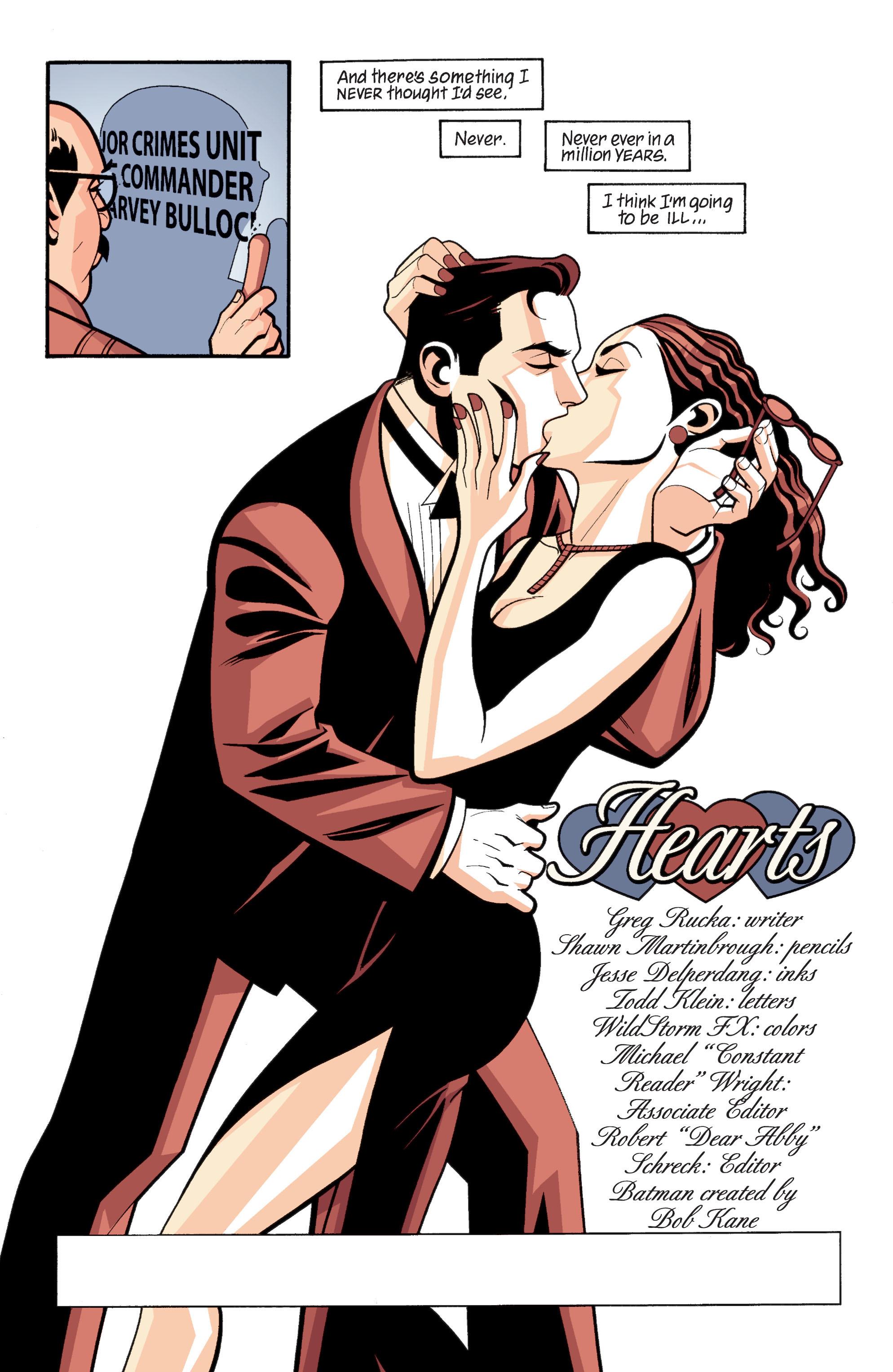 Detective Comics (1937) 764 Page 1