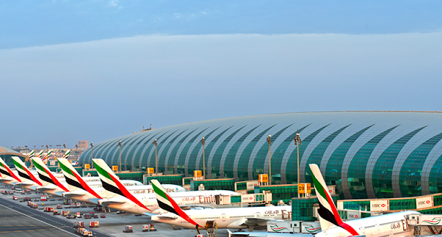 No.3 Dubai International Airport