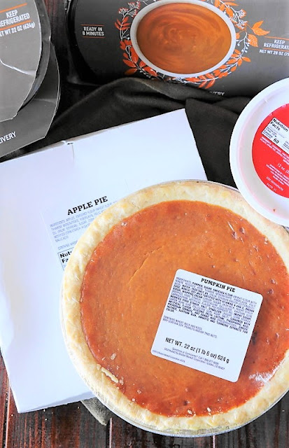 Boston Market Thanksgiving Home Delivery dessert image