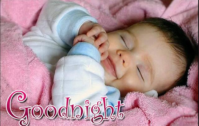 Baby Good Night Wallpaper