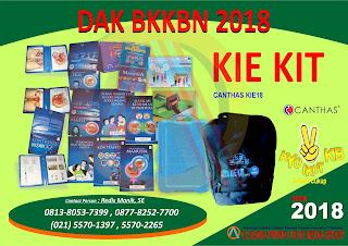 SUPPLIER KIE KIT 2018 : PRODUK KIE KIT BKKBN 2018