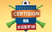 Promoção Certisign na Rússia certisignnarussia.com.br