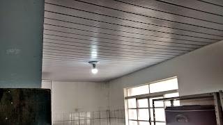 Forro PVC instalado em Jaguariuna