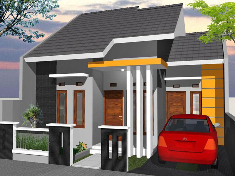 jenis dan tipe rumah 45 indonesia