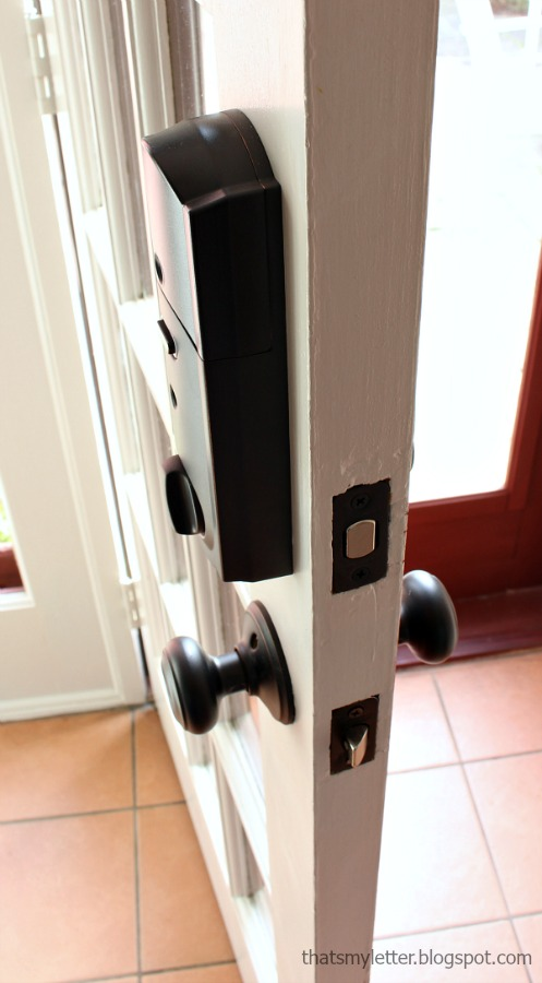 Smart Door Hardware Amp Giveaway Jaime Costiglio