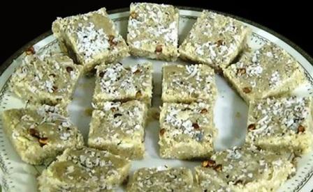 Gole Ki Panjiri Recipe