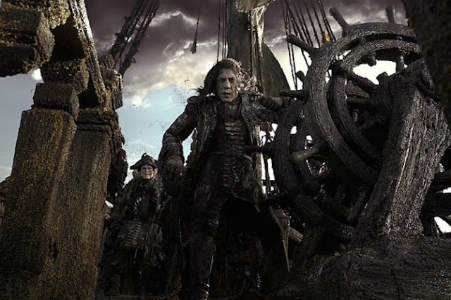Pirates of the Caribbean: Dead Men Tell No Tales: