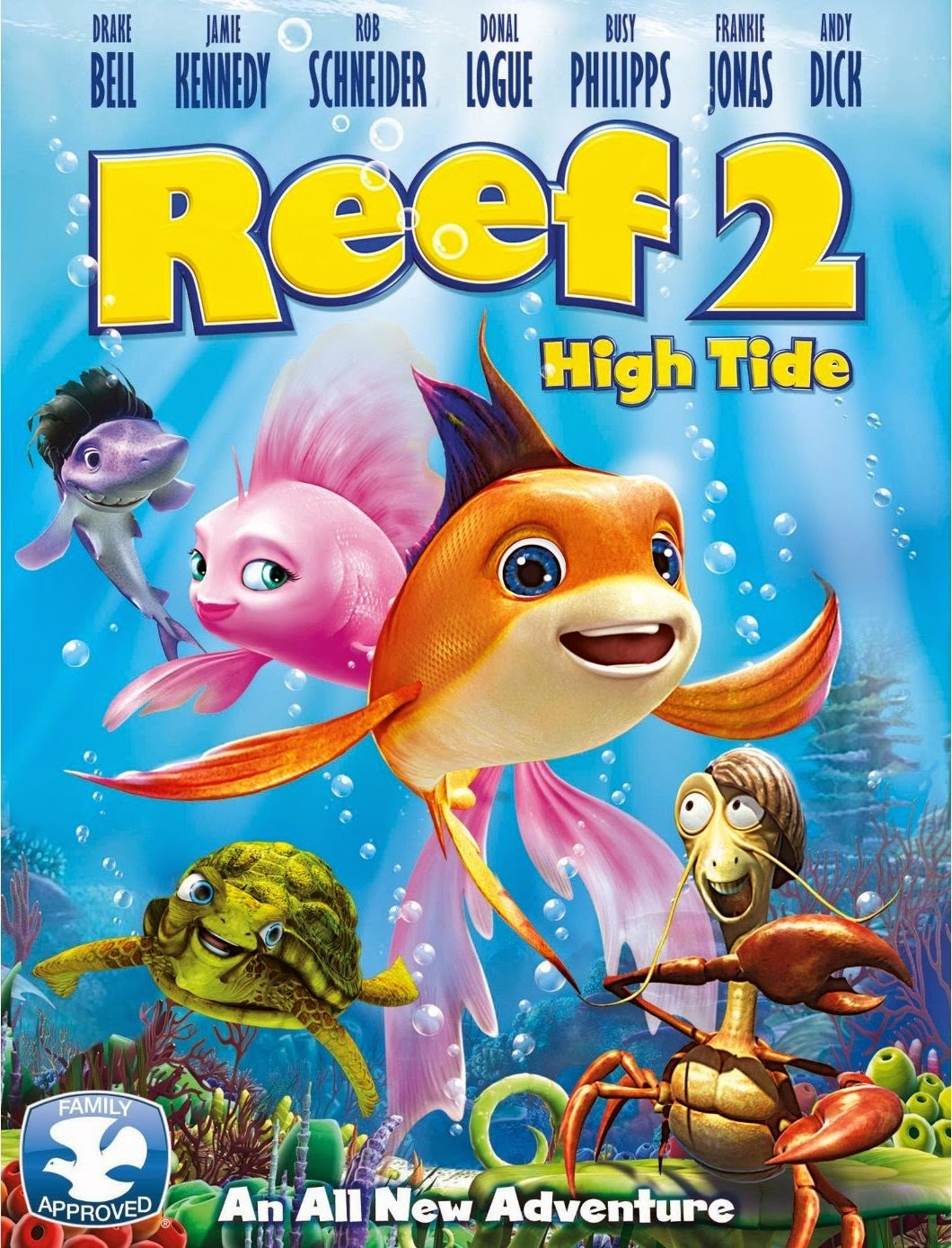 Watch The Reef 2: High Tide (2012) Online For Free Full Movie English Stream