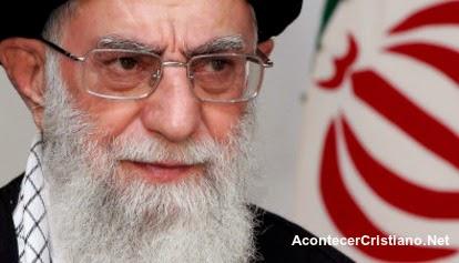 Líder supremo de Irán Khamenei