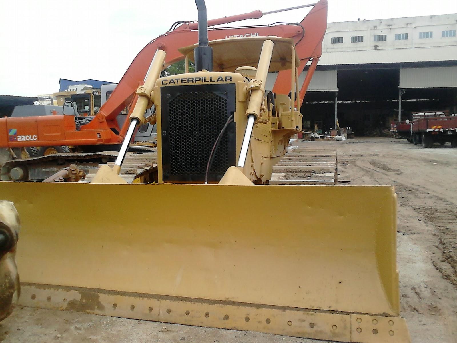 Hong Soon Machinery Sdn Bhd (1059568-V): CATERPILLAR D6C