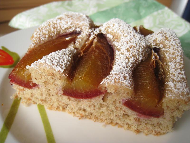 Kazuo Dinkelkuchen Mit Obst