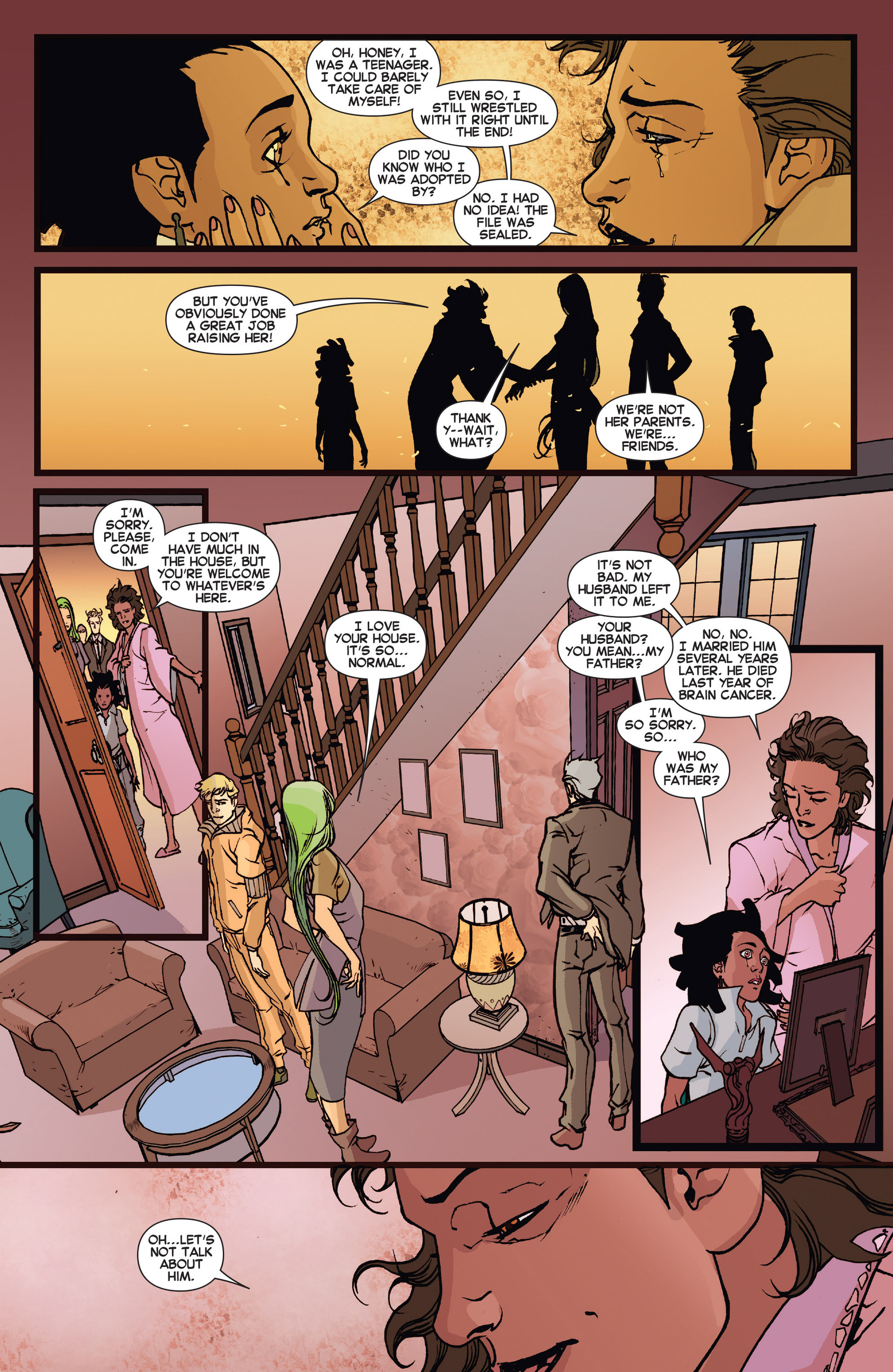 Read online All-New X-Factor comic -  Issue #9 - 19