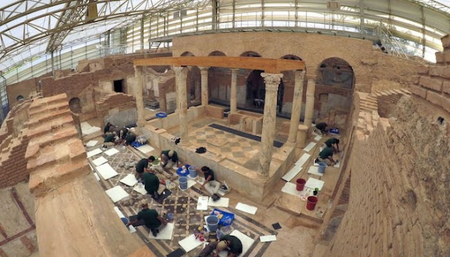 Austrian excavations in ancient Ephesus to resume