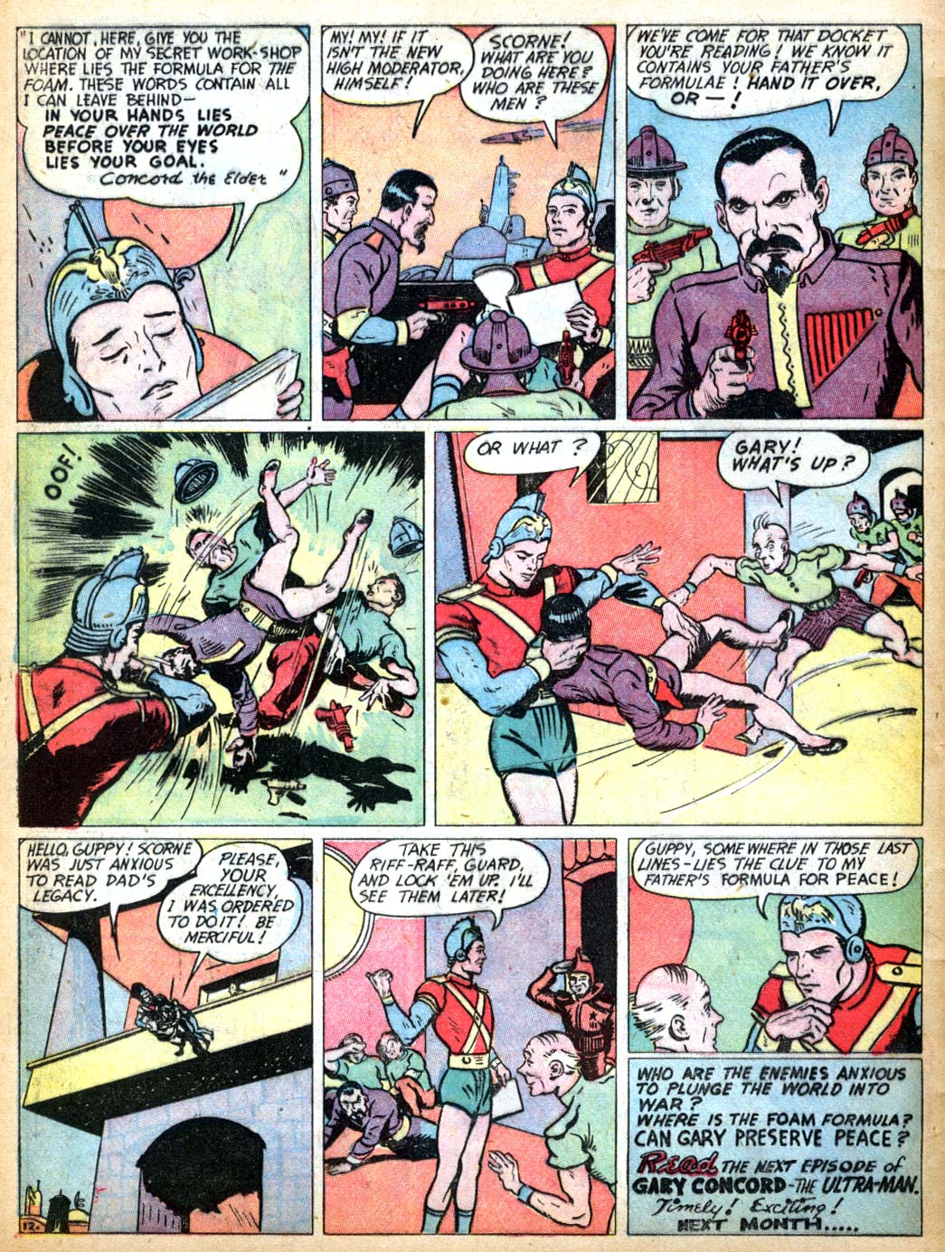 Read online All-American Comics (1939) comic -  Issue #9 - 8