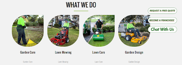 reliable lawn mowing and lawn care service provider
