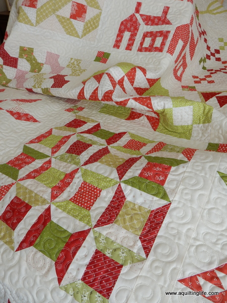 Quilting Project Ideas : Christmas Project Ideas A Quilting Life - a quilt blog