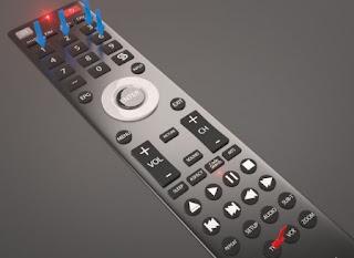 cara setting remote tv dengan kode