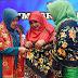 Ketua Dekranasda Sumbar Kagum Dengan Kecantikan Kain Songket Palembang